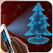 Christmas Tree Hologram Prank by KidsFunGames