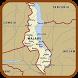 Malawi Map by MAP WORLD Get Info Free