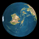 3D Globe Live Wallpaper free by XMS