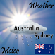 Weather Sydney Australia by Android Good Experience