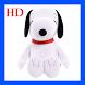 Art Snoopy Wallpapers HD by Minim17