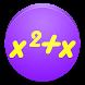 Quadratic Equation Solver by Shubham Kumaram
