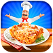 Baked Lasagna Cooking Chef by Games Frenzy