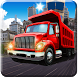 City Cargo Truck Driver Hill Driving Simulator 3d by MAD Extreme Viral 3D Games Free