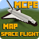 Map Spaceflight MCPE by Auburn
