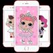 Surprise Lol Dolls Wallpapers HD by BeautyOnPaper