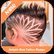 Artistic Hair Tattoo Design by doaibu