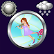 Clock & Weather Widget Fairy by Compass Clock and Weather