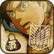 Attack on titan-EREN-LOCK APP by NOS Inc.
