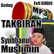 Bedug Takbir Syubbanul Muslimin Mantap by Dejavu Apps