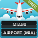 FLIGHTS Miami Airport by FlightInfoApps.com