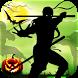 Ninja Shadow super Fighting Dead mortal strike by UBM Games