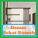 Desain Sekat Ruangan Rumah Minimalis by Developer Senja