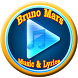 Bruno Mars Lyrics and Song by IMAMEDIA