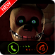 Call from five nights Simulation by cityapp4kids