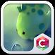 Cute Monster Cartoon Theme by Baj Launcher Team