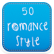50 Romance Fonts Style by Fancy Font For U
