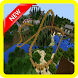 Roller Coaster maps for MCPE by FanBleakkama