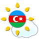 Weather Azerbaijan by Rudy Huang