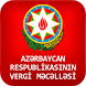 Vergi Məcəlləsi by argroup