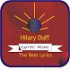 Hilary Duff - Lyric Koe by Bungaoks_Labs