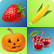 Fruits And Vegetables Quiz by MiroGames