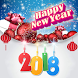 New Year Wishes 2018 by JNS Infotech