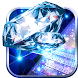 Galaxy Diamond Keyboard Theme by Cheetah Keyboard Theme