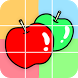 Fun Game Slider Puzzle Fruit by Info-Apps BV