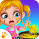 Tooth Fairy Little Helper - Cleaning & Home Chores by Casual Girl Games For Free
