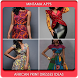 African Print Dresses Ideas by Mintama Apps
