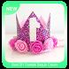 Best DIY Confetti Sequin Crown