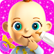 Talking Babsy Baby: Baby Games by Kaufcom Games Apps Widgets