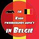 Koop tweedehands auto's België by sListings