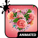 Bouquet Animated Keyboard by Wave Design Studio