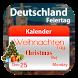 German Holiday Calender