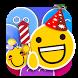 Emoji keyboard:Happy New Year by Tool Box Studio