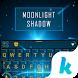 Moonlight Shadow Kika Keyboard