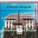 Portal Depok by Digitalfuture