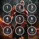kratos lock screen for god of war by DEVGEN