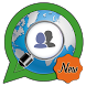 Unlimited Friends Search for WhatsApp by Lisa Studio