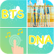 BTS DNA Piano by DCreative