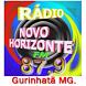 Rádio Novo Horizonte Fm by PS AGÊNCIA WEB