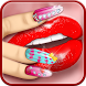 Beautiful Nail Art Designs by Cute Girly Apps