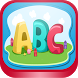 Learning English:alphabet kids by galaxy app