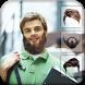 Men Hair Beard Photo Changer by Alvisha Apps