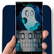 Napstablook Keyboard Theme by Katelyne Grossi