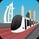 Dubai Tram by Cryptech for SW Development