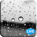 Glass Raindrops Live Wallpaper by Galaxy Inc
