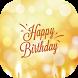 Happy Birthday Wishes 2017 by Mounirextra
